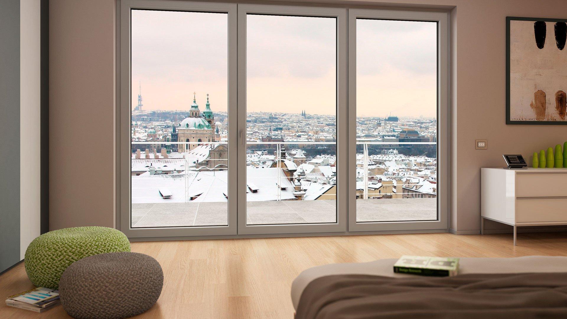Isolamento acustico della casa - Doppia finestra per isolamento acustico ...